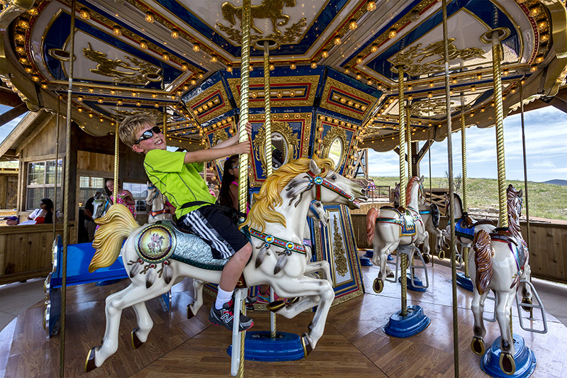 Royal Gorge Carousel