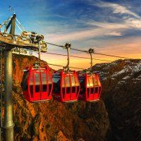 New gondola ride at the Royal Gorge Bridge & Park.