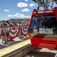 Royal Gorge Bridge & Park; Canon City; Fremont County; Colorado