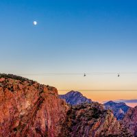 Royal Gorge Bridge & Park; Canon City, Colorado; Fremont County